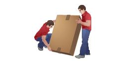 Warehouse workers, loading workmen,
