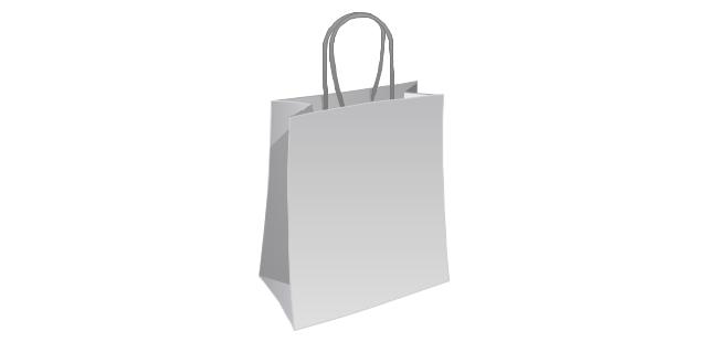 Paper bag, paper bag,