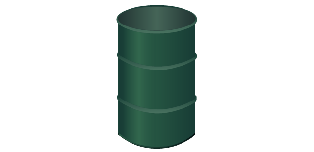 Barrel, barrel, oil barrel,