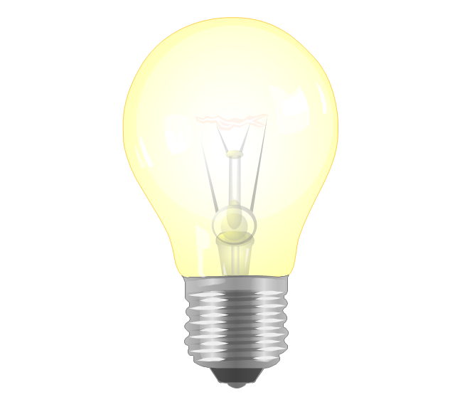 Incandescent light bulb, bulb, light bulb,