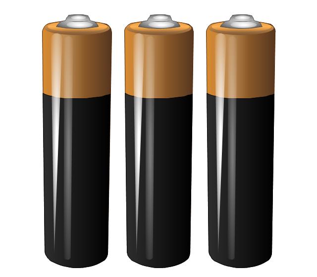 Batteries, batteries,