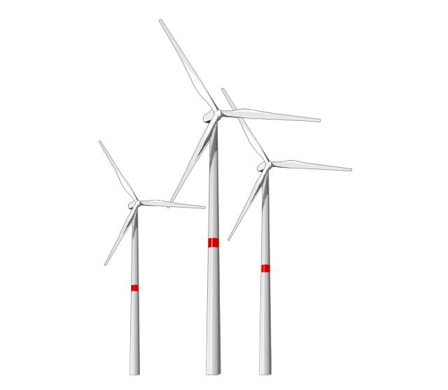 Wind turbine, wind-turbine, wind turbine,
