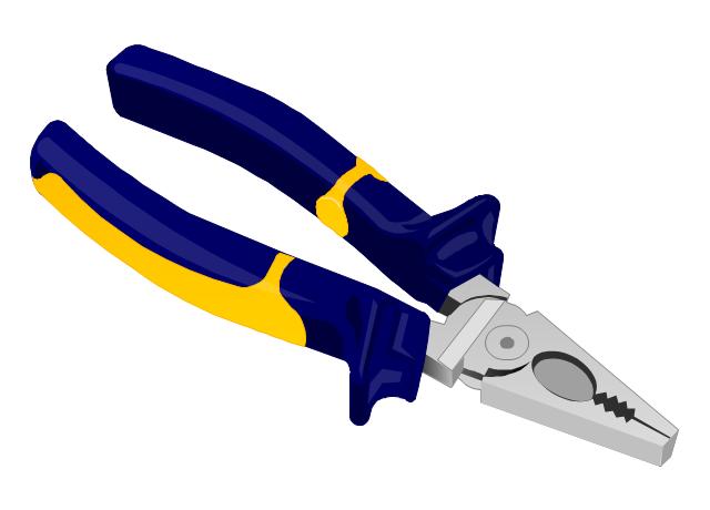 Lineman's pliers, pliers,