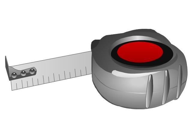 Self-retracting tape measure, tape-measure, tape measure,