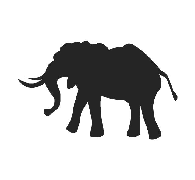 Elephant, elephant,
