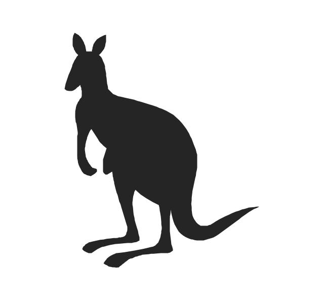 Kangaroo, kangaroo,