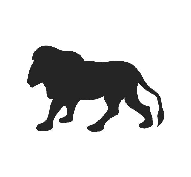 Lion, lion,