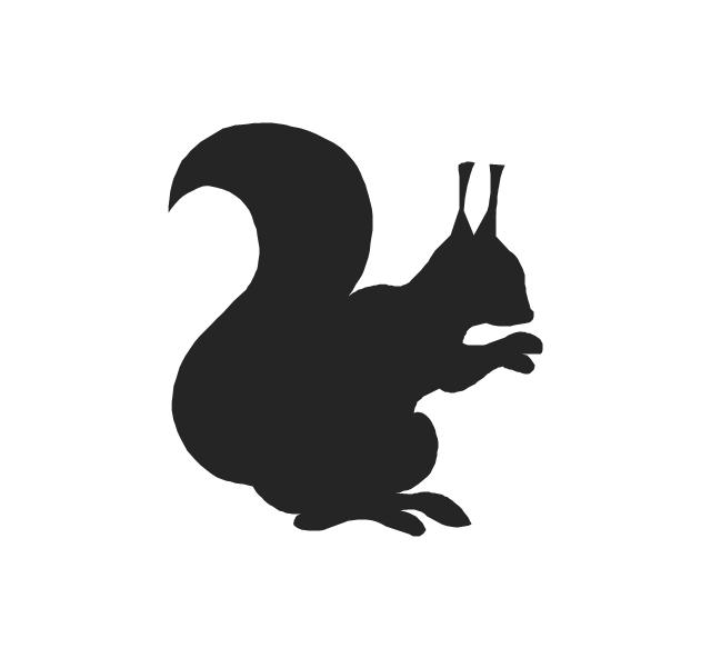 Squirrel, squirrel,