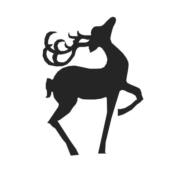 Deer, deer,