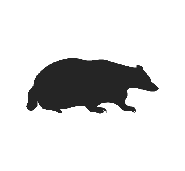 Badger, badger,