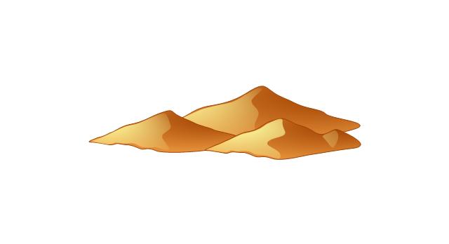 Desert, desert,