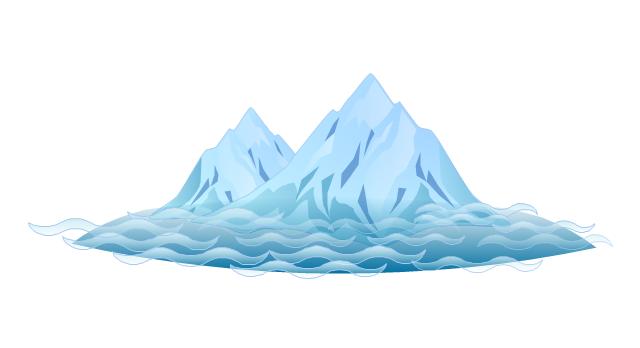 Iceberg, iceberg,