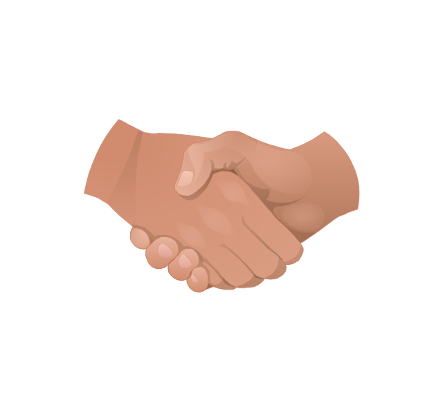 Handshake, handshake,