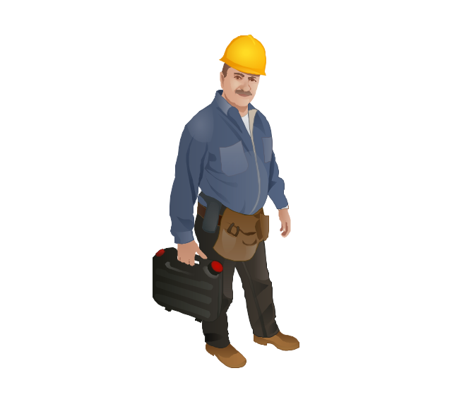 Builder 1, builder, man,