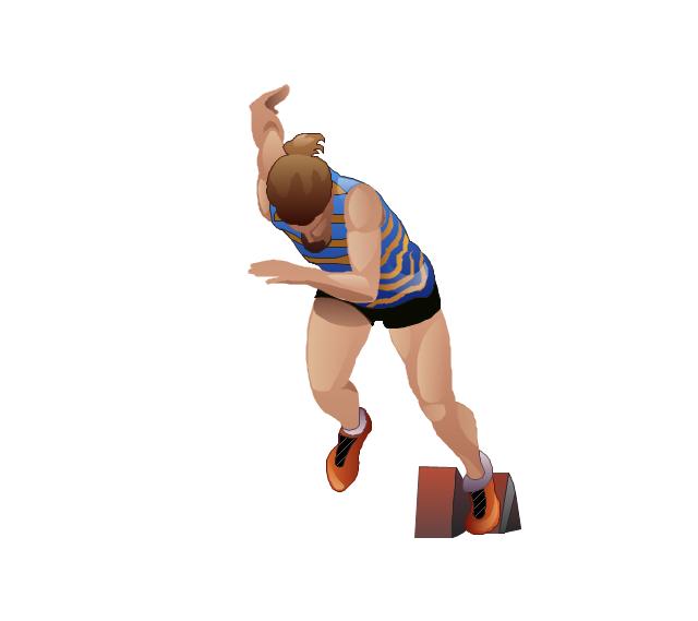 Athlete, athlete, sportsman,