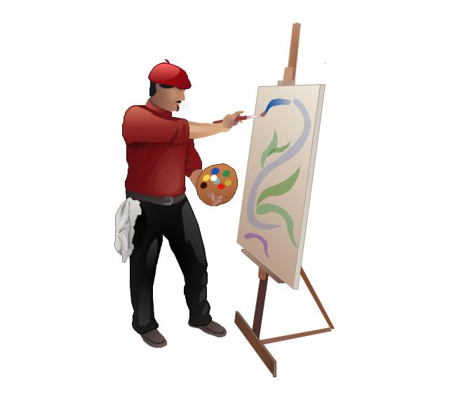 Artist, artist,