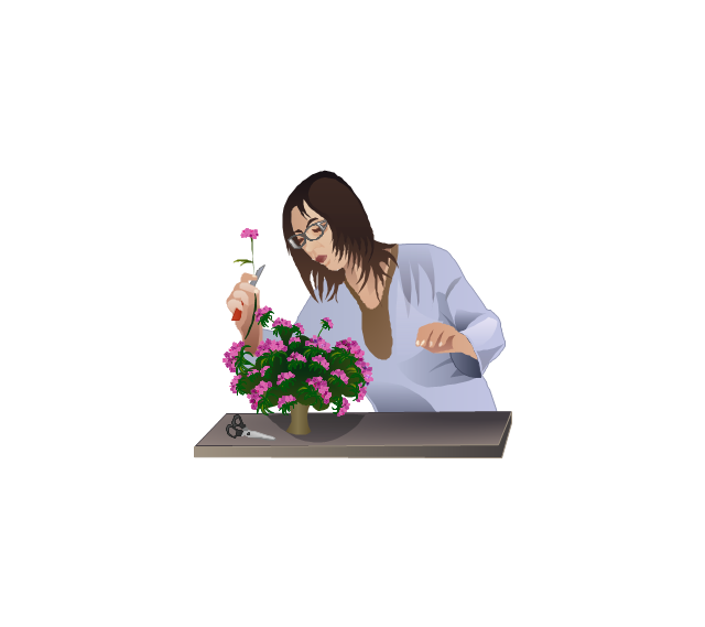 Florist, florist,