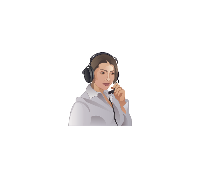 Dispatcher 2, dispatcher, woman,
