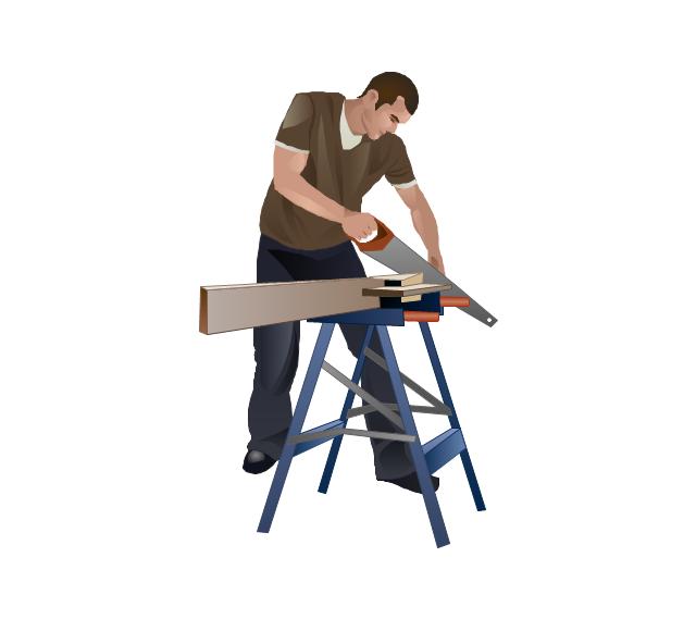 Carpenter, carpenter, man,