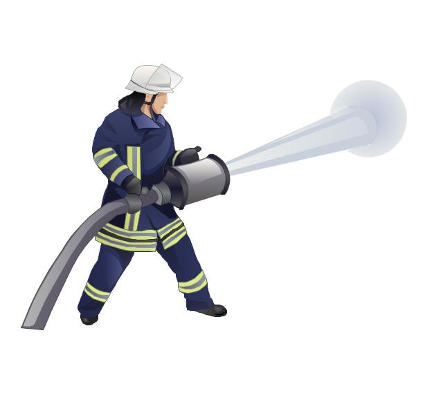 Fireman, fireman, man,