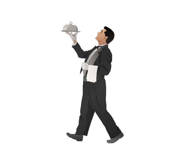 Waiter, waiter,