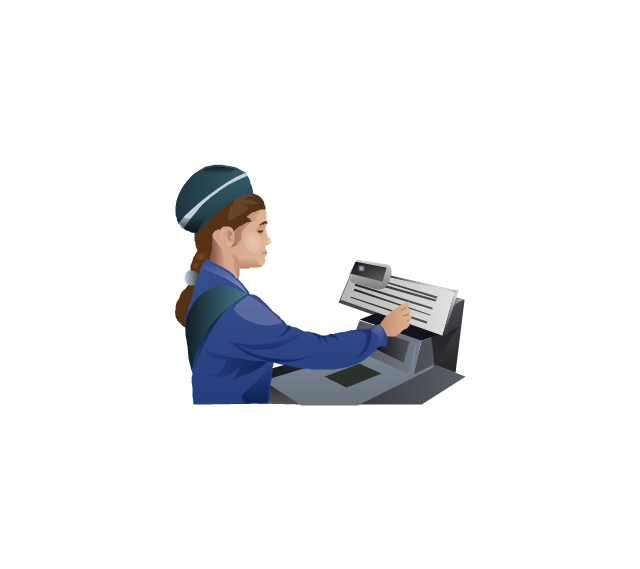 Cashier, cashier,