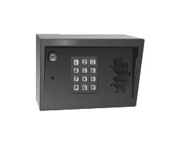Telephone entry system, telephone entry system,