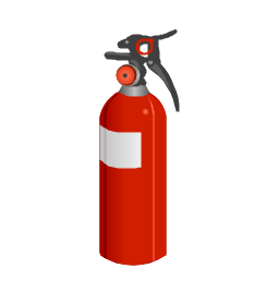 Fire extinguisher, extinguisher,