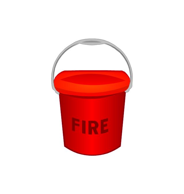 Fire bucket, fire bucket,