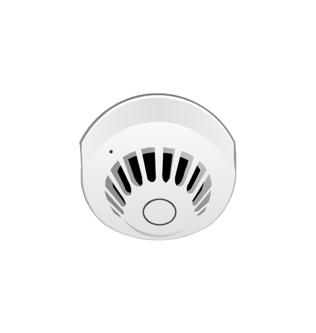 Smoke detector 2, detector,
