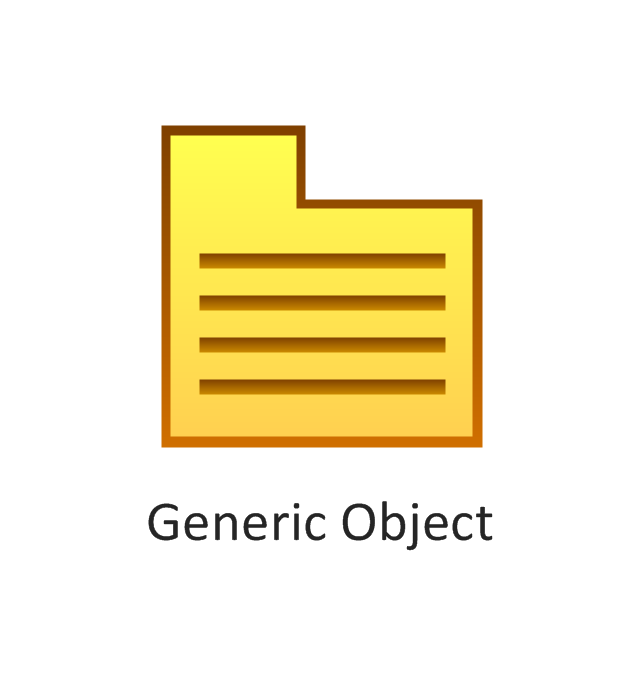 Generic object, generic object,