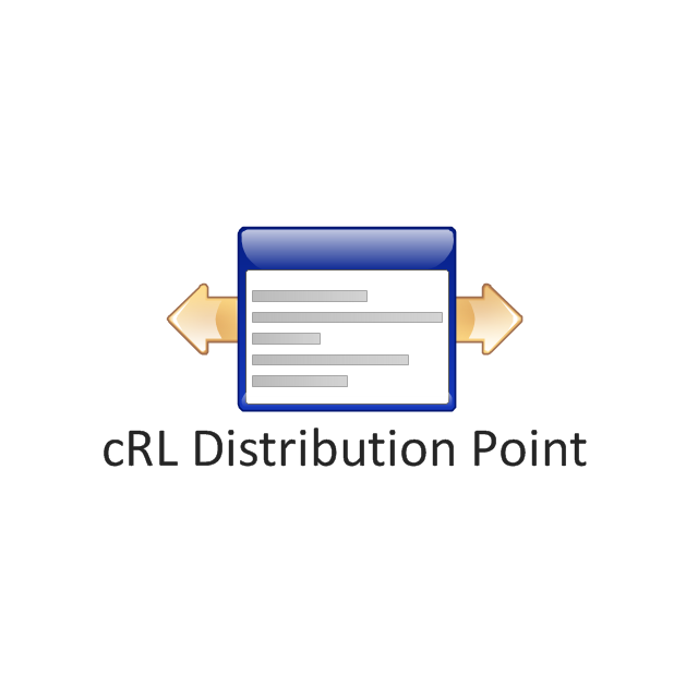 cRL distribution point, cRL distribution point, cRL, certificate revocation list,