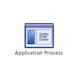 Application process, application process,