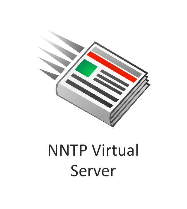 NNTP virtual server, NNTP virtual server,