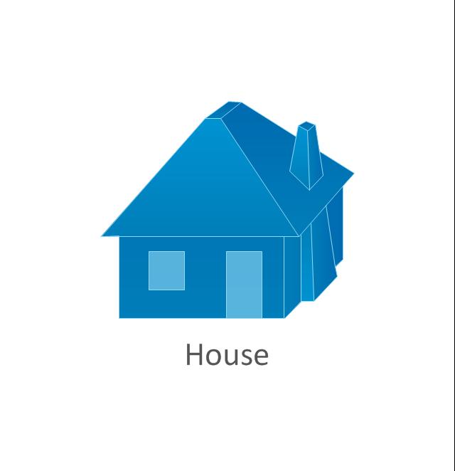House, blue, house,
