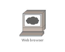 Web browser, Web browser,