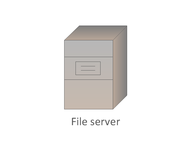 File server, file server, application server,