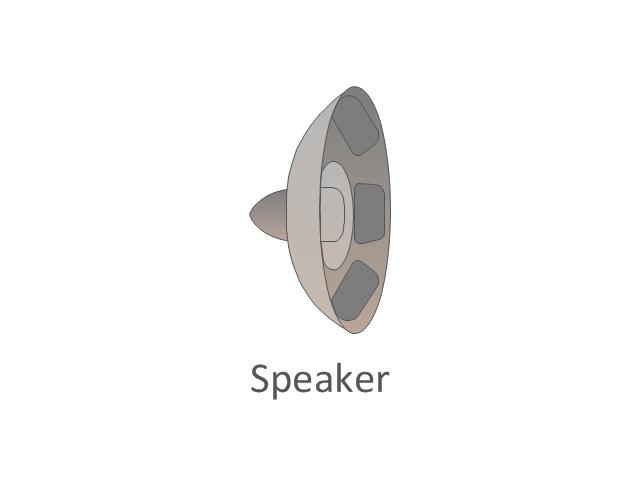Speaker, speaker,