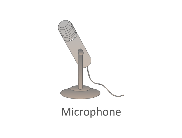 Microphone, microphone,