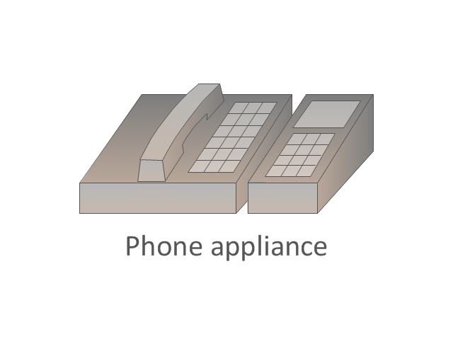 Phone appliance, phone appliance,