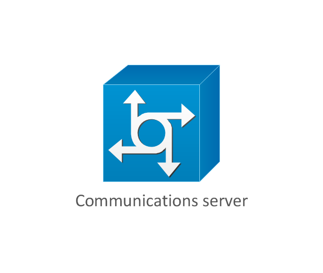 Communications server, communications server, access server,