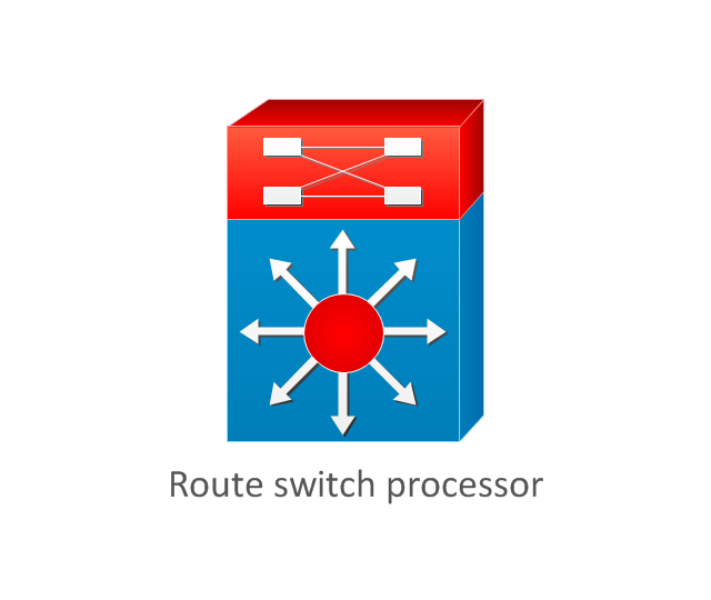 Route switch processor, route switch processor,