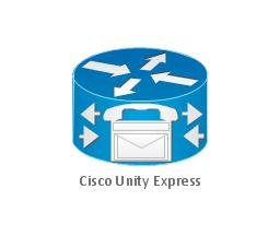 Cisco Unity Express, Cisco Unity Express,