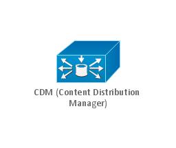 CDM (Content Distribution Manager), CDM, content distribution manager,