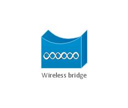 Wireless bridge, wireless bridge,