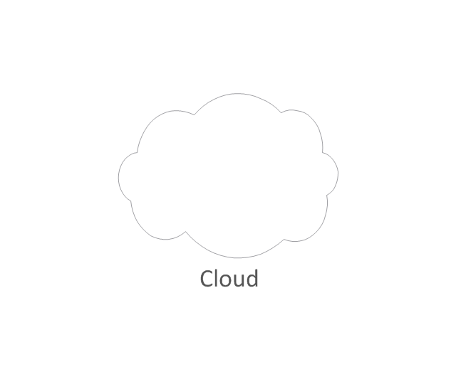 Cloud, white, cloud,