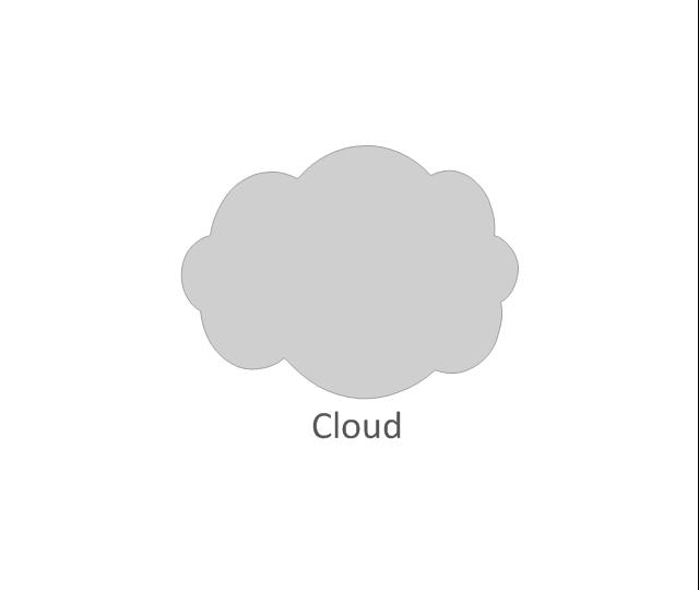 Cloud, standard color, cloud,