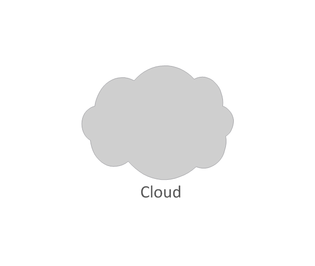Cloud, standard color, cloud,