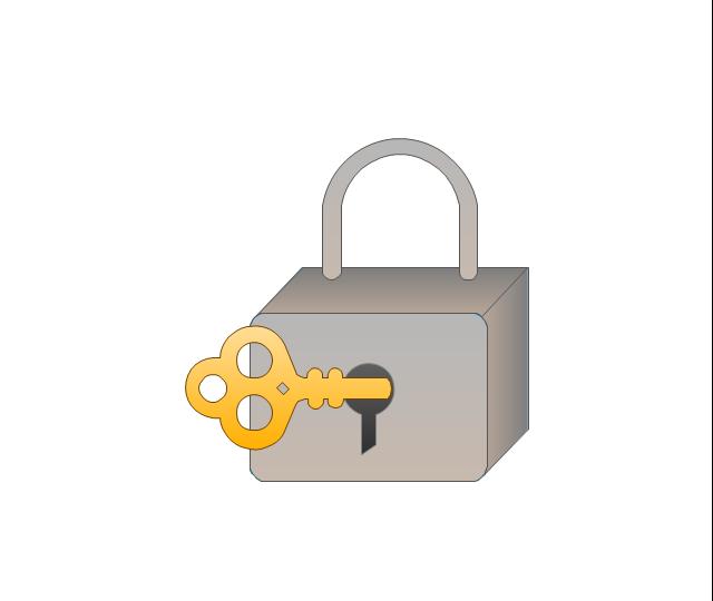 Lock and key, lock, key, lock and key,