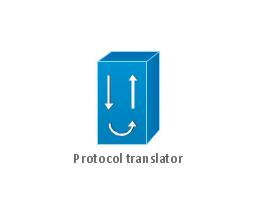 Protocol translator, protocol translator,